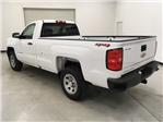 2018 Silverado 1500 Regular Cab 4x4, Pickup #180592 - photo 5
