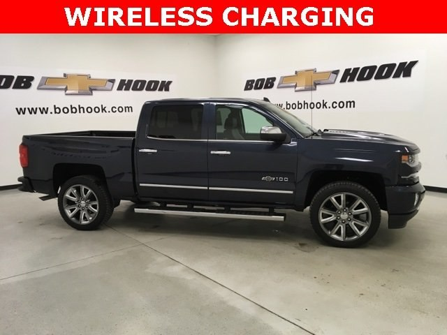 2018 Silverado 1500 Crew Cab 4x4, Pickup #180600 - photo 4