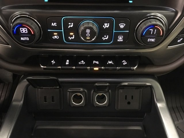 2018 Silverado 1500 Crew Cab 4x4, Pickup #180600 - photo 20