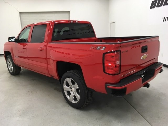 2018 Silverado 1500 Crew Cab 4x4,  Pickup #180609 - photo 2