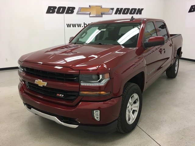 2018 Silverado 1500 Crew Cab 4x4, Pickup #180612 - photo 7