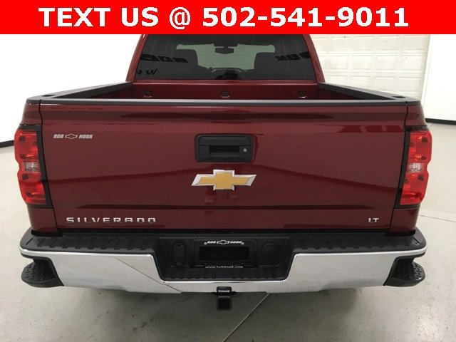 2018 Silverado 1500 Crew Cab 4x4,  Pickup #180622 - photo 23