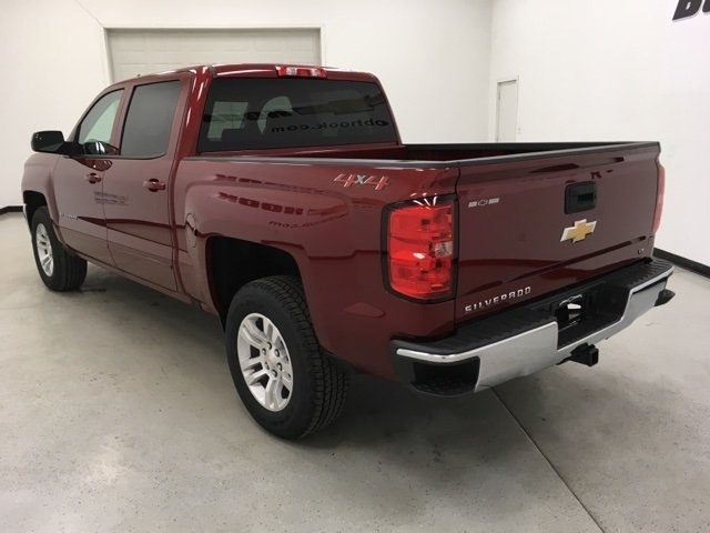 2018 Silverado 1500 Crew Cab 4x4,  Pickup #180622 - photo 2