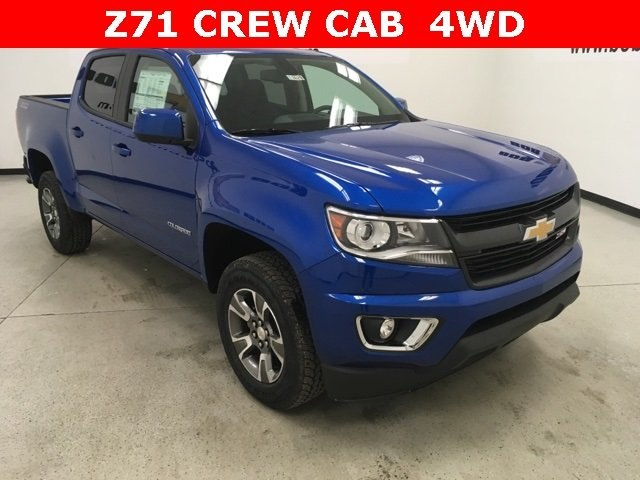 2018 Colorado Crew Cab 4x4,  Pickup #180629 - photo 3