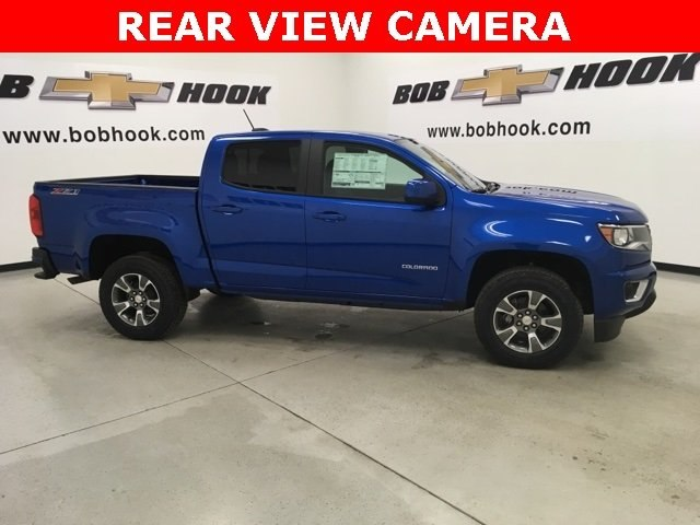 2018 Colorado Crew Cab 4x4, Pickup #180629 - photo 4