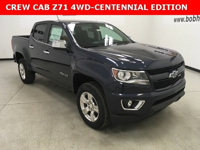 2018 Colorado Crew Cab 4x4,  Pickup #180630 - photo 3