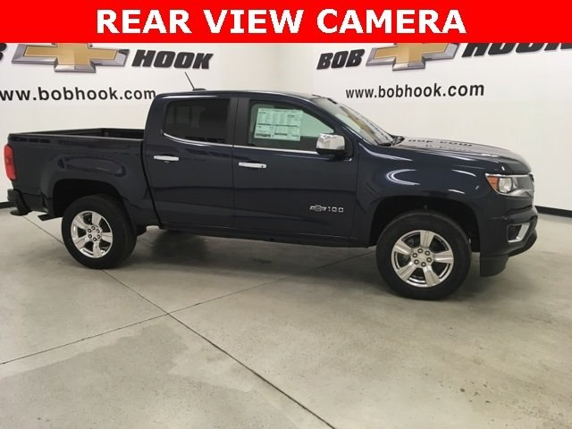 2018 Colorado Crew Cab 4x4, Pickup #180630 - photo 4