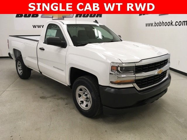 2018 Silverado 1500 Regular Cab,  Pickup #180640 - photo 18