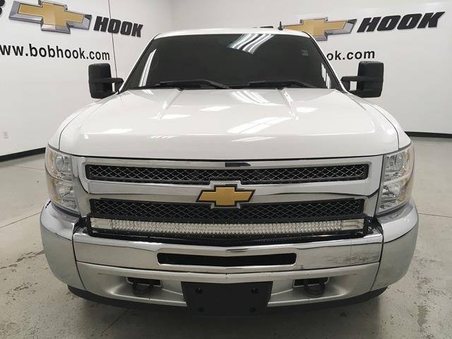 2013 Silverado 1500 Double Cab 4x2,  Pickup #180645B - photo 4