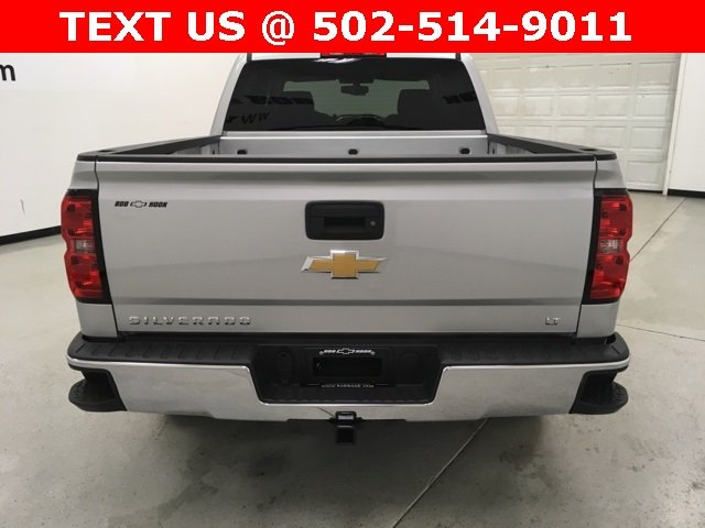 2018 Silverado 1500 Crew Cab 4x4, Pickup #180653 - photo 6