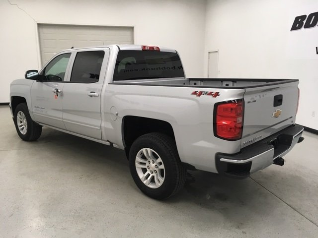 2018 Silverado 1500 Crew Cab 4x4, Pickup #180653 - photo 2