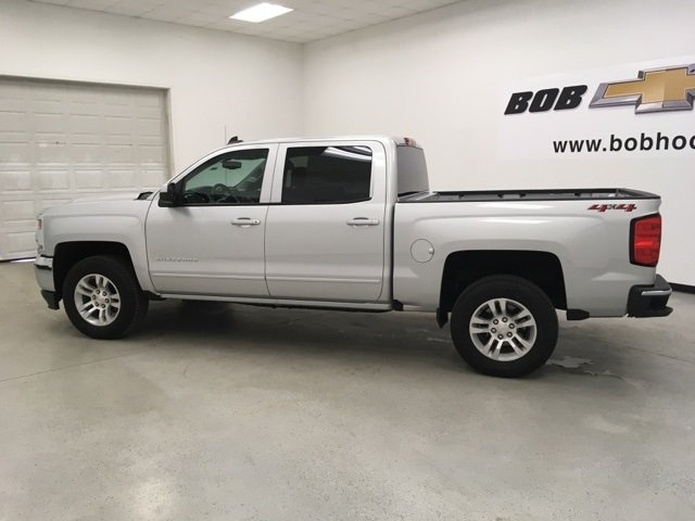 2018 Silverado 1500 Crew Cab 4x4, Pickup #180653 - photo 7