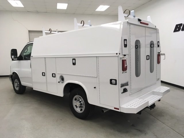 2018 Express 3500, Knapheide Service Utility Van #180656 - photo 4