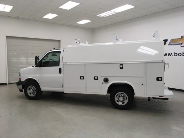 2018 Express 3500, Knapheide Service Utility Van #180656 - photo 5