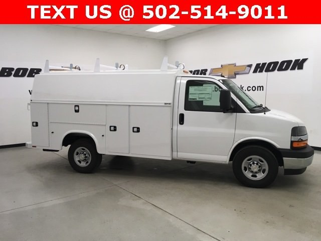2018 Express 3500, Knapheide Service Utility Van #180656 - photo 22