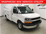 2018 Express 3500, Knapheide Service Utility Van #180656 - photo 1