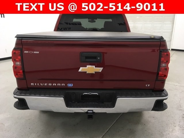 2018 Silverado 1500 Crew Cab 4x4,  Pickup #180672 - photo 23