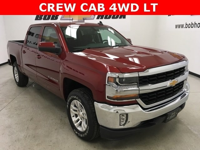 2018 Silverado 1500 Crew Cab 4x4,  Pickup #180674 - photo 20