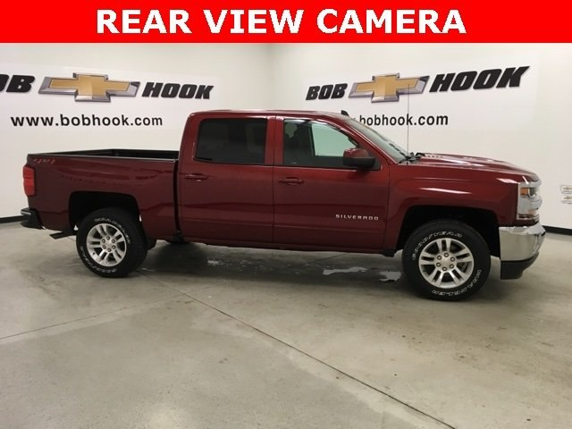 2018 Silverado 1500 Crew Cab 4x4,  Pickup #180674 - photo 21