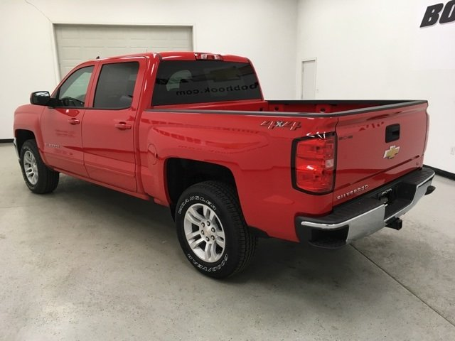 2018 Silverado 1500 Crew Cab 4x4,  Pickup #180675 - photo 2