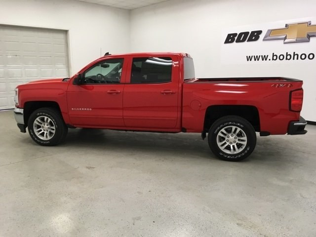 2018 Silverado 1500 Crew Cab 4x4,  Pickup #180675 - photo 3