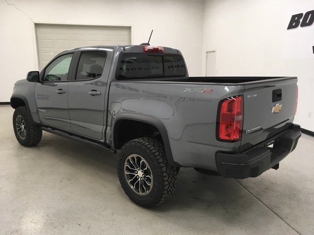 2018 Colorado Crew Cab 4x4, Pickup #180683 - photo 5