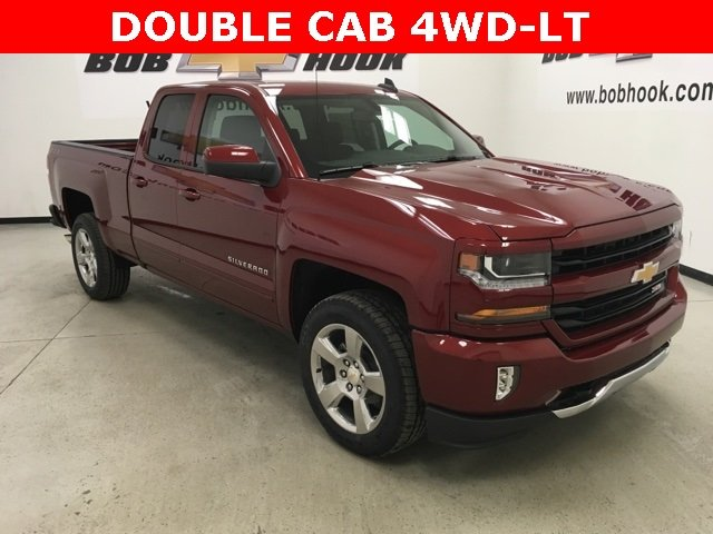 2018 Silverado 1500 Double Cab 4x4,  Pickup #180685 - photo 3