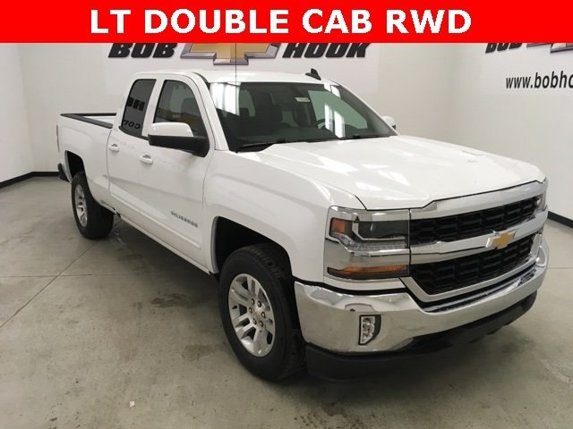 2018 Silverado 1500 Double Cab, Pickup #180686 - photo 3