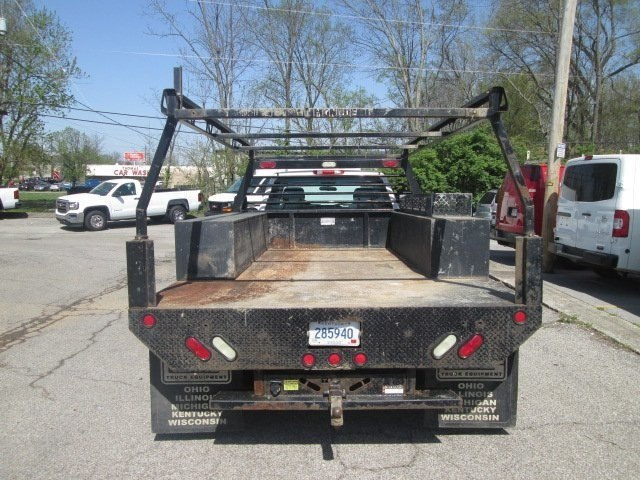 2012 Silverado 3500 Regular Cab, Platform Body #180690A - photo 7