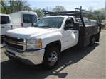 2012 Silverado 3500 Regular Cab, Platform Body #180690A - photo 1