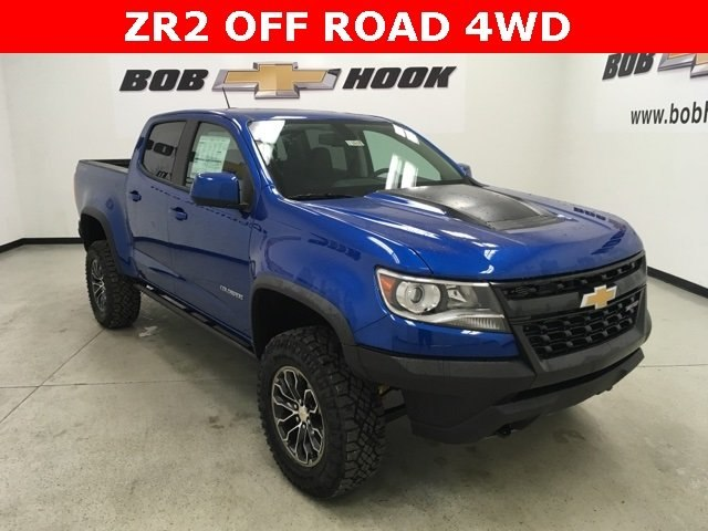 2018 Colorado Crew Cab 4x4,  Pickup #180697 - photo 3