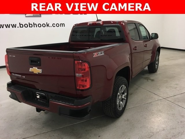 2018 Colorado Crew Cab 4x4, Pickup #180699 - photo 5