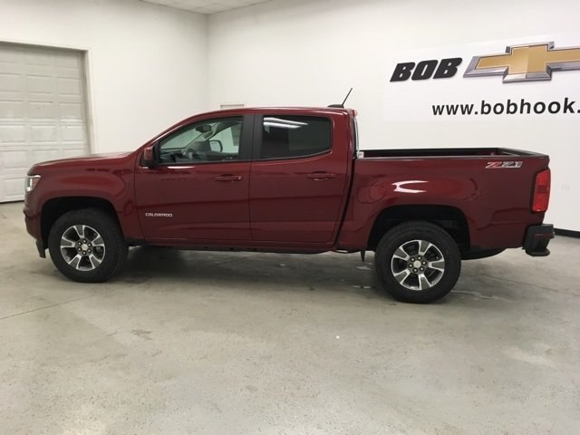 2018 Colorado Crew Cab 4x4,  Pickup #180699 - photo 7