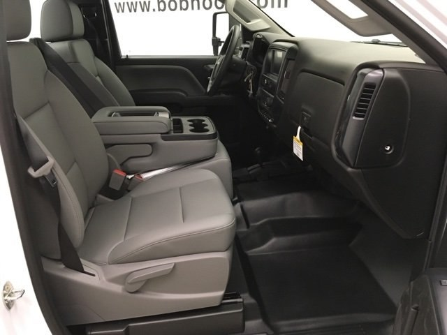2018 Silverado 3500 Regular Cab DRW 4x4,  Monroe Service Body #180700 - photo 10