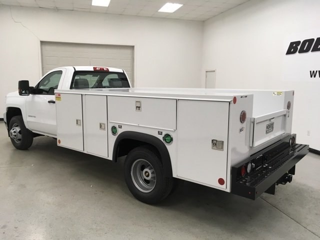 2018 Silverado 3500 Regular Cab DRW 4x4,  Monroe Service Body #180700 - photo 2