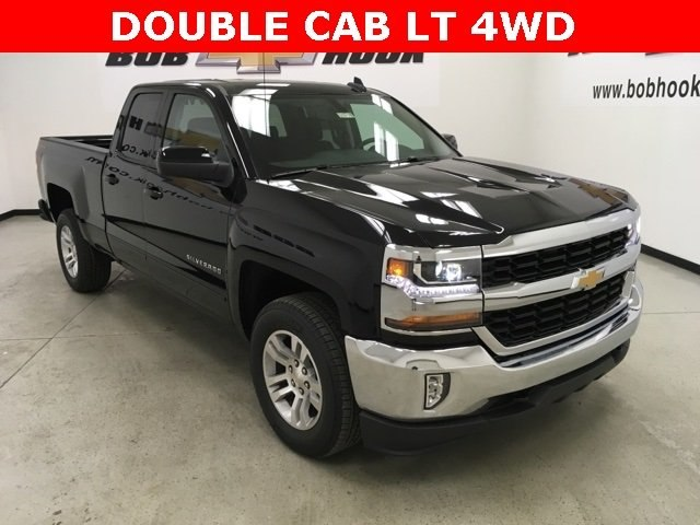 2018 Silverado 1500 Double Cab 4x4, Pickup #180717 - photo 20