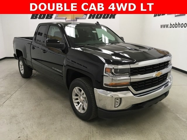 2018 Silverado 1500 Double Cab 4x4,  Pickup #180719 - photo 20