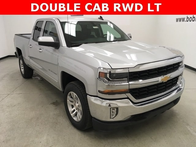 2018 Silverado 1500 Double Cab, Pickup #180720 - photo 3