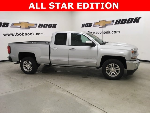 2018 Silverado 1500 Double Cab, Pickup #180720 - photo 4