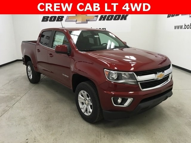 2018 Colorado Crew Cab 4x4,  Pickup #180722 - photo 18