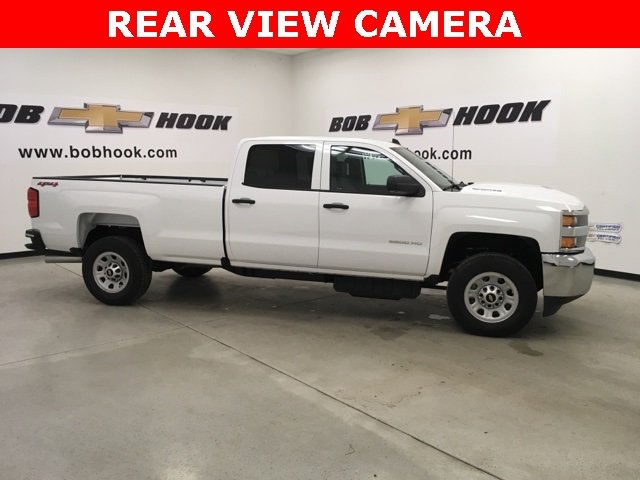 2018 Silverado 2500 Crew Cab 4x4,  Pickup #180723 - photo 22
