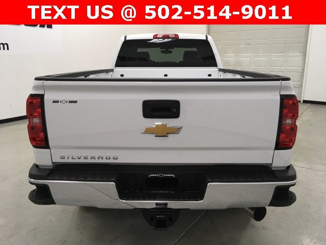 2018 Silverado 2500 Crew Cab 4x4,  Pickup #180723 - photo 24