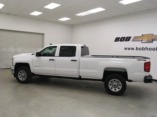 2018 Silverado 2500 Crew Cab 4x4,  Pickup #180723 - photo 3