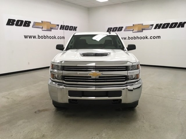 2018 Silverado 2500 Crew Cab 4x4,  Pickup #180723 - photo 4