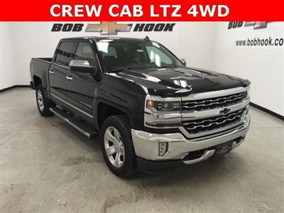 2018 Silverado 1500 Crew Cab 4x4,  Pickup #180736 - photo 20