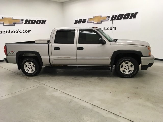 2007 Silverado 1500 Crew Cab 4x4,  Pickup #180736A - photo 5