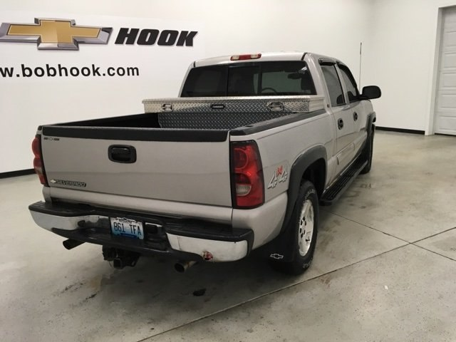 2007 Silverado 1500 Crew Cab 4x4,  Pickup #180736A - photo 2