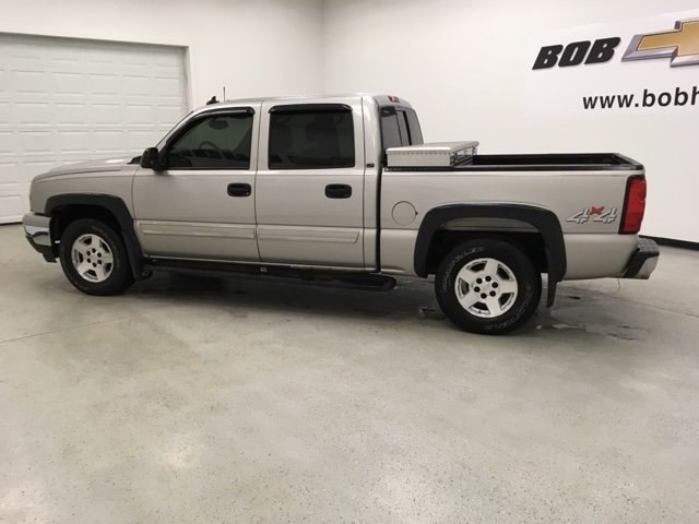 2007 Silverado 1500 Crew Cab 4x4,  Pickup #180736A - photo 7