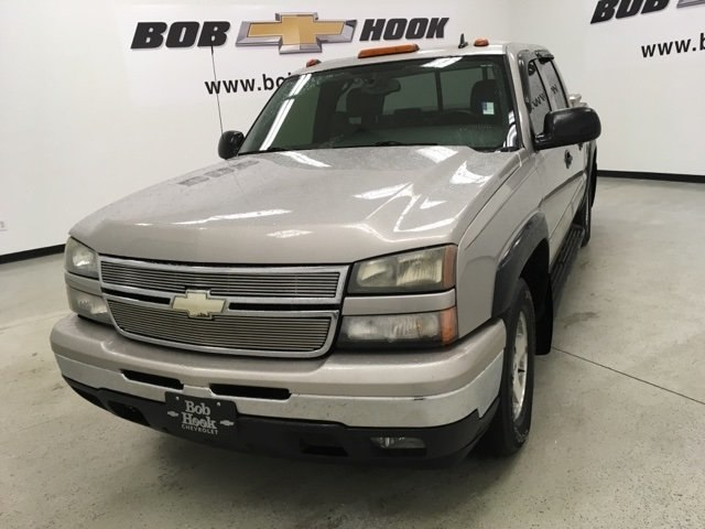 2007 Silverado 1500 Crew Cab 4x4,  Pickup #180736A - photo 3