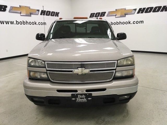 2007 Silverado 1500 Crew Cab 4x4,  Pickup #180736A - photo 8